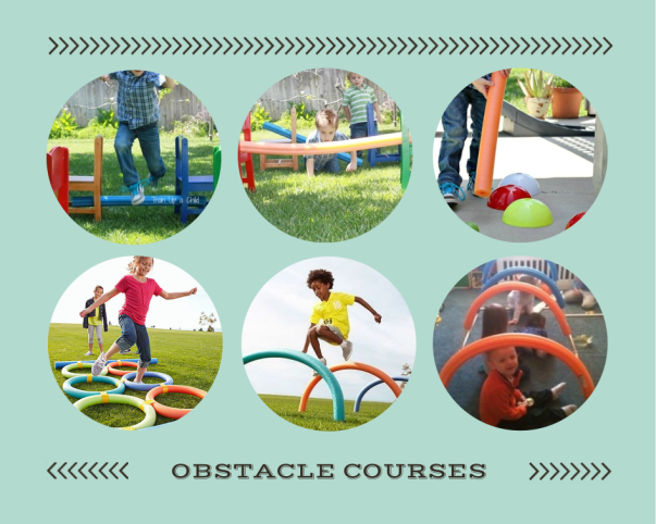 OBSTACLE ACTIVITIES
